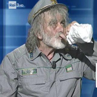 CartaBianca, Mauro Corona torna a sorpresa nell'ultima punta