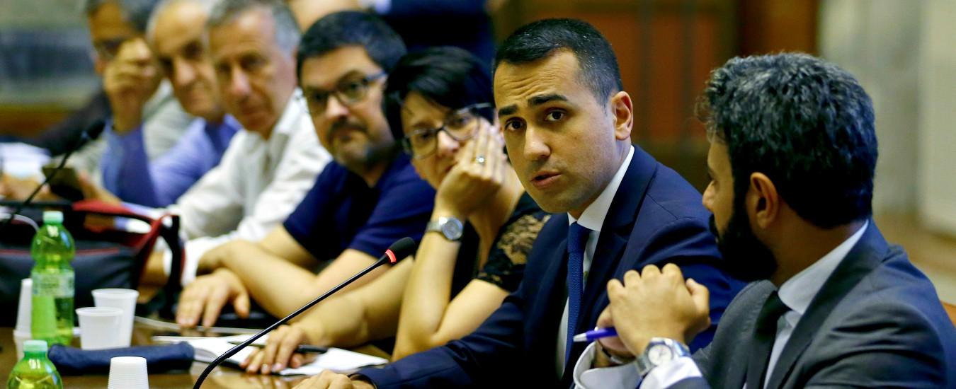 """Whirlpool, Di Maio dopo il tavolo al Mise: """"No a chiusura a Napoli è presupposto per il dialogo. Ora mi aspetto soluzioni"""""""