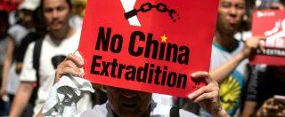 """Hong Kong, """"2 milioni in piazza per la nuova marcia contro le estradizioni in Cina"""""""