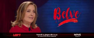 """Belve (Nove), Palombelli: """"Il peggior leader della sinistra degli ultimi 20 anni? Renzi. È arrogante, una delusione"""""""