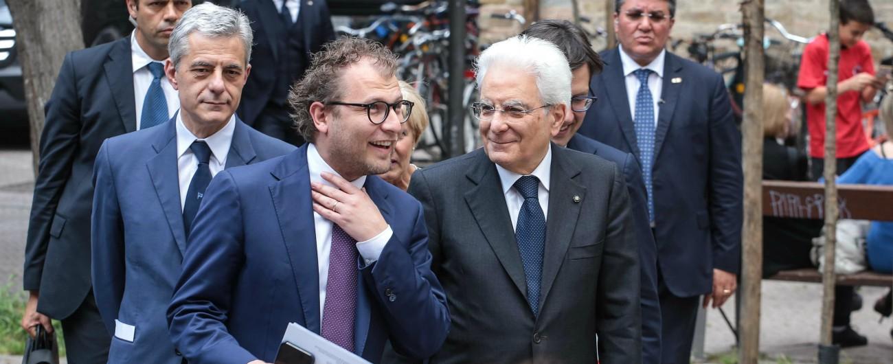 """Csm, Quirinale: """"Mattarella non è mai intervenuto sulle nomine. L'ultimo incontro con Lotti risale al 6 agosto"""""""