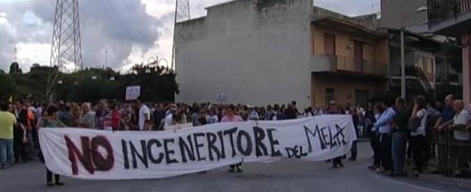 Messina, la lotta in Valle del Mela ha pagato: no all'inceneritore e sì al biometano