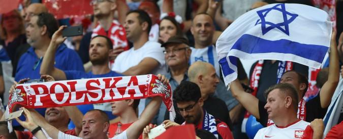 """Europei 2020, Polonia-Israele finisce 4 a 0 e la Federcalcio di Varsavia esulta su Facebook: """"È un pogrom"""""""