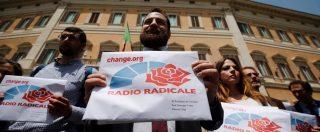 """Radio Radicale, ok a 3 milioni per salvarla La Lega vota a favore, il M5s è contrario. Di Maio: """"Gravissimo, ne risponderanno"""""""