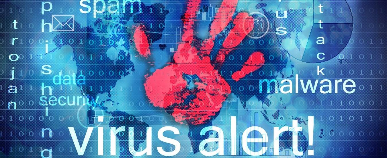 Italia bersagliata da virus informatici e messaggi di pirati che sfruttano i servizi Google