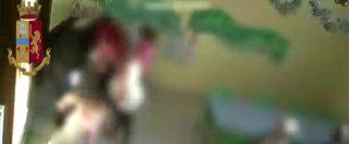 Parolacce, spintoni e punizioni ai bambini dell'asilo nido: i video che hanno incastrato le maestre