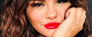 """Selena Gomez dice addio ai social: """"E' malsano. Mi fanno sentire depressa"""""""