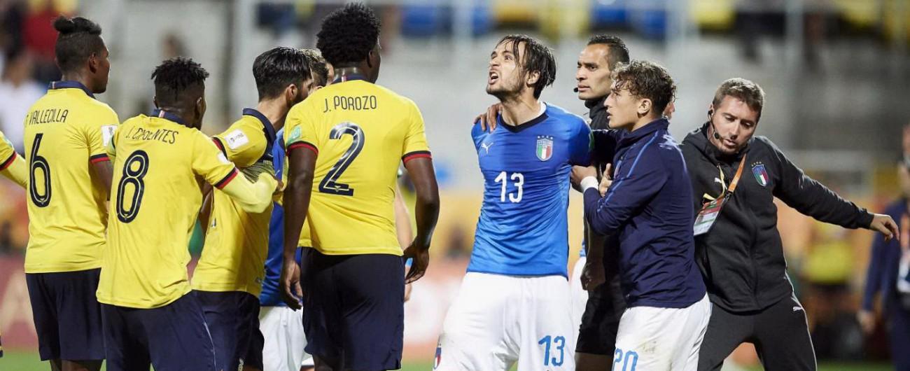 Mondiali under 20, l'Italia è quarta: nella finalina vince l'Ecuador ai supplementari