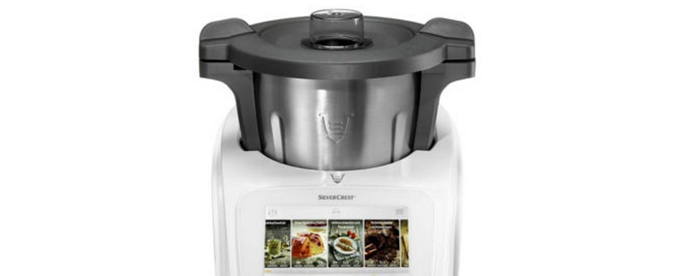 Monsieur Cuisine Connect, il robot da cucina venduto da Lidl ...