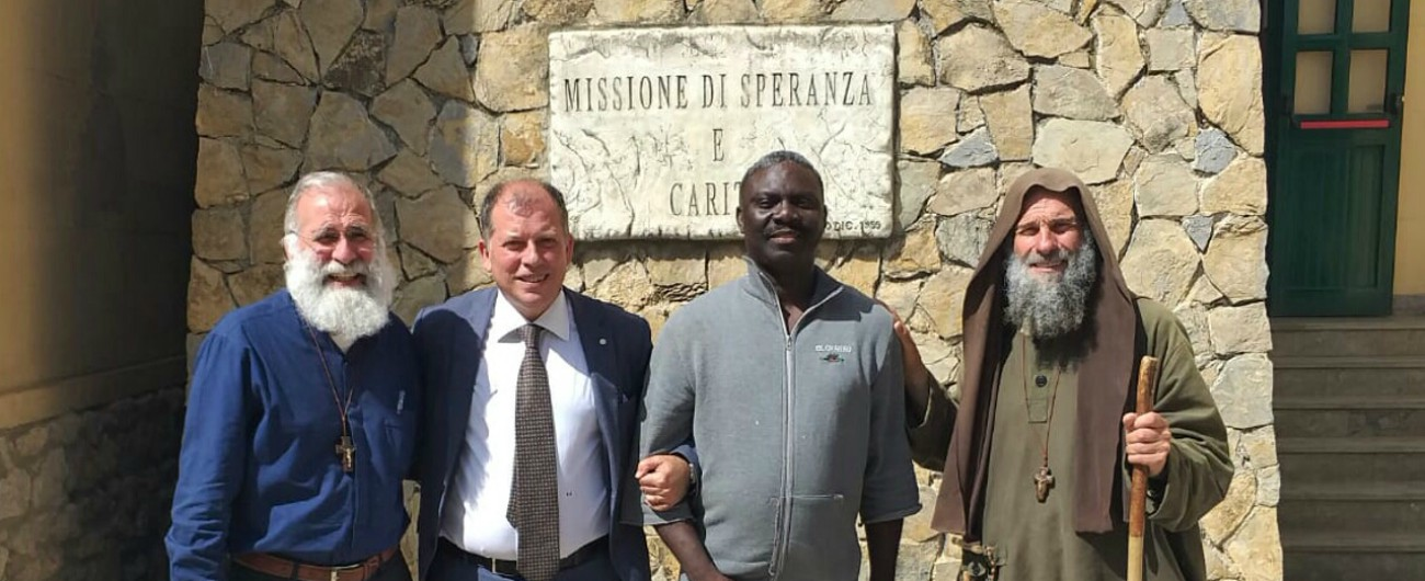 Palermo, Paul Yaw non verrà espulso. La vittoria del missionario laico Biagio Conte