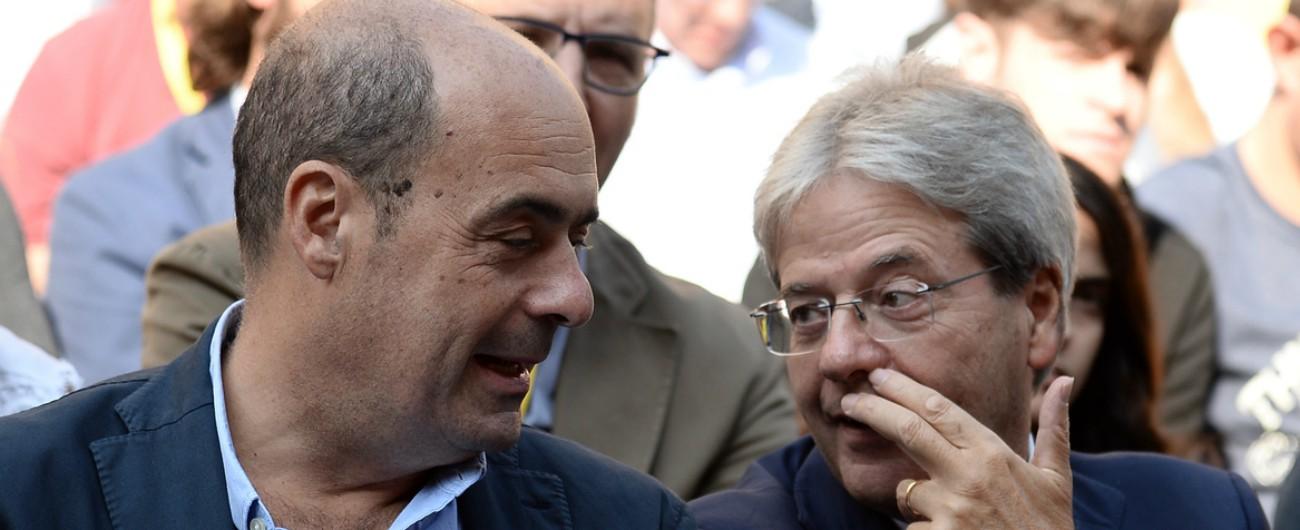 """Zingaretti alla ricerca del """"tesoretto di Greta"""": meeting per le proposte green. Verdi: """"Ilva e non solo, Pd non credibile"""""""