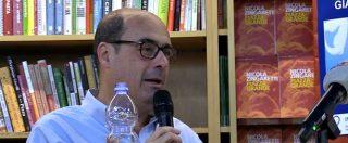"""Lotti-Csm, Zingaretti: """"No al tritacarne, giustizialismo di partito è inizio dei regimi. Serve garantismo"""""""