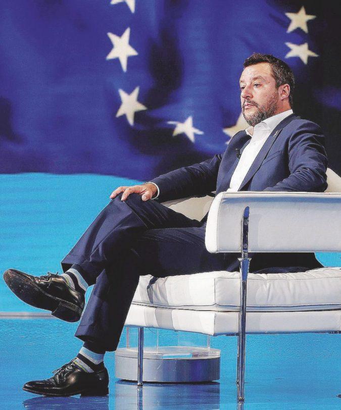 """Ecco perché Salvini non """"spezzerà le reni"""" all'Europa"""
