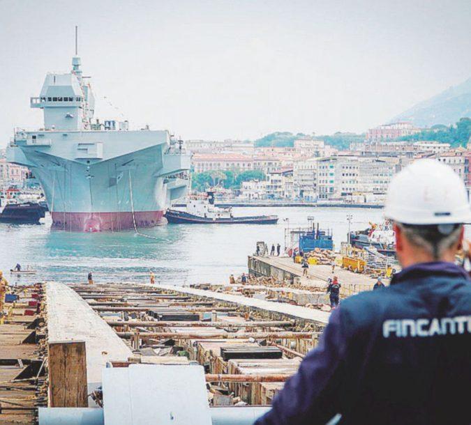 Militare, nasce la joint venture Fincantieri-Naval