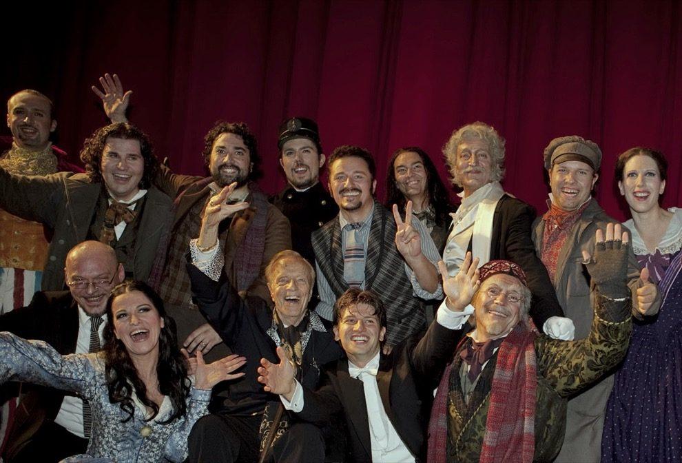 La bohème di Giacomo Puccini  Direttore: Daniele Rustioni  Regia e scene: Franco Zeffirelli  Costumi: Piero Tosi