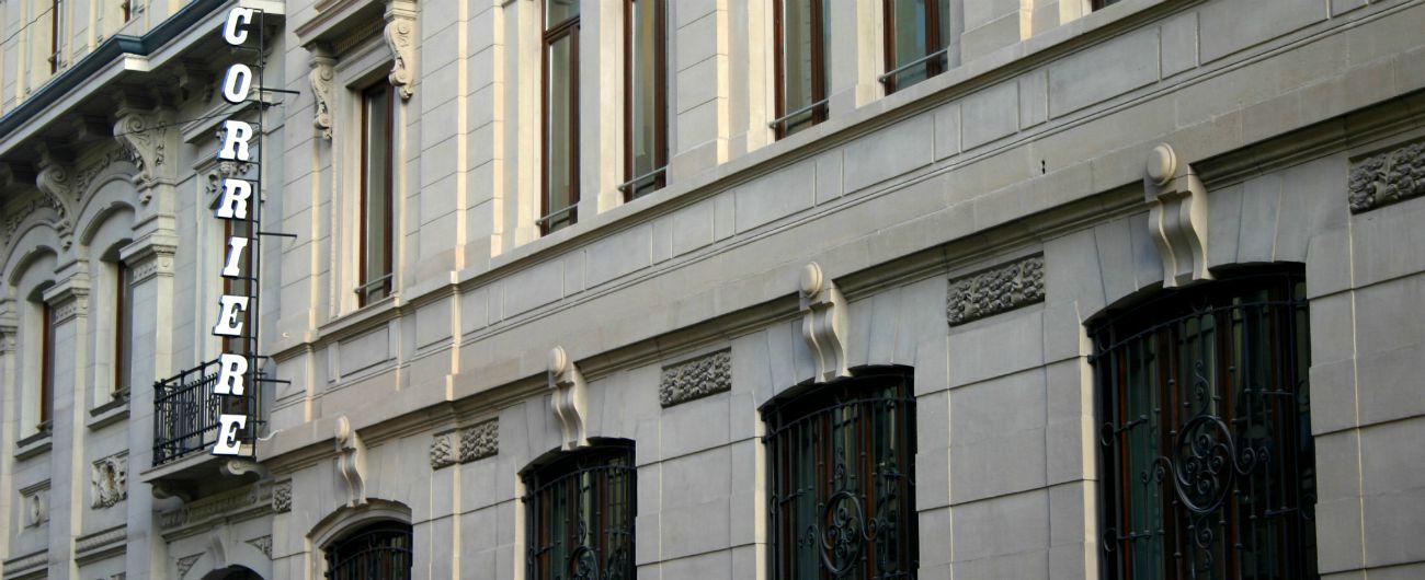 Rcs, inchiesta per usura sul caso della vendita della sede storica del Corriere