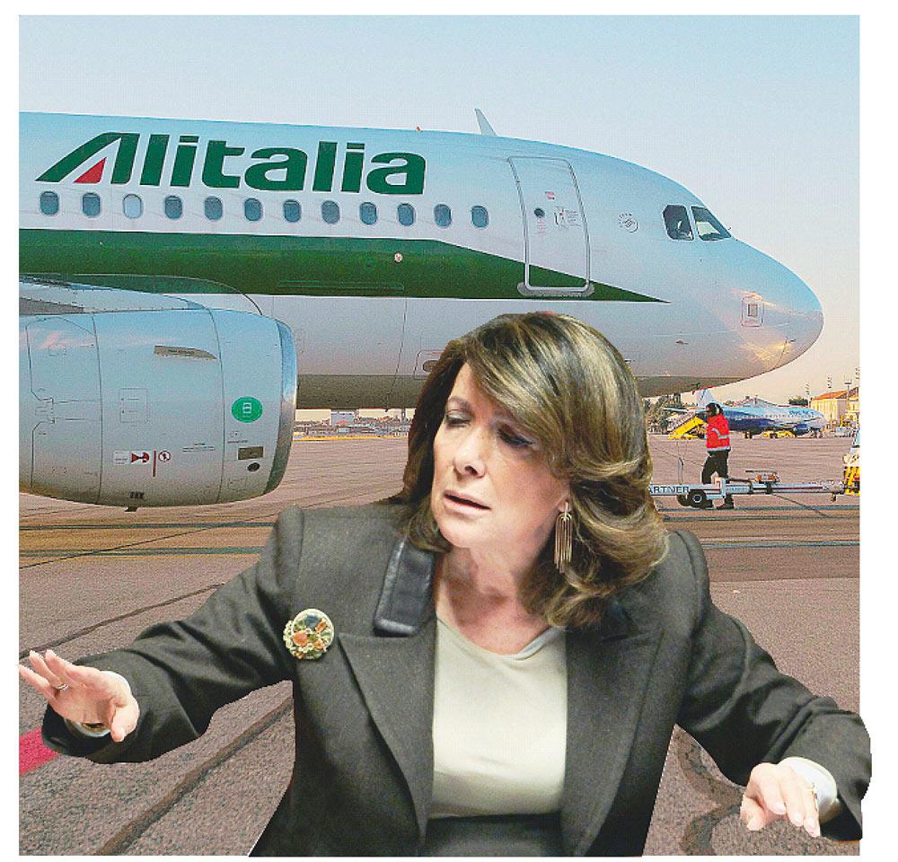 In Edicola sul Fatto Quotidiano del 15 Giugno: Lady Casellati si fa aspettare e i voli Alitalia ritardano