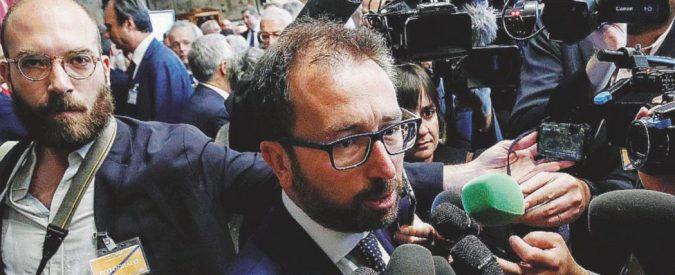 """""""Tempi più stretti per i pm"""". Ecco la  riforma di Bonafede"""