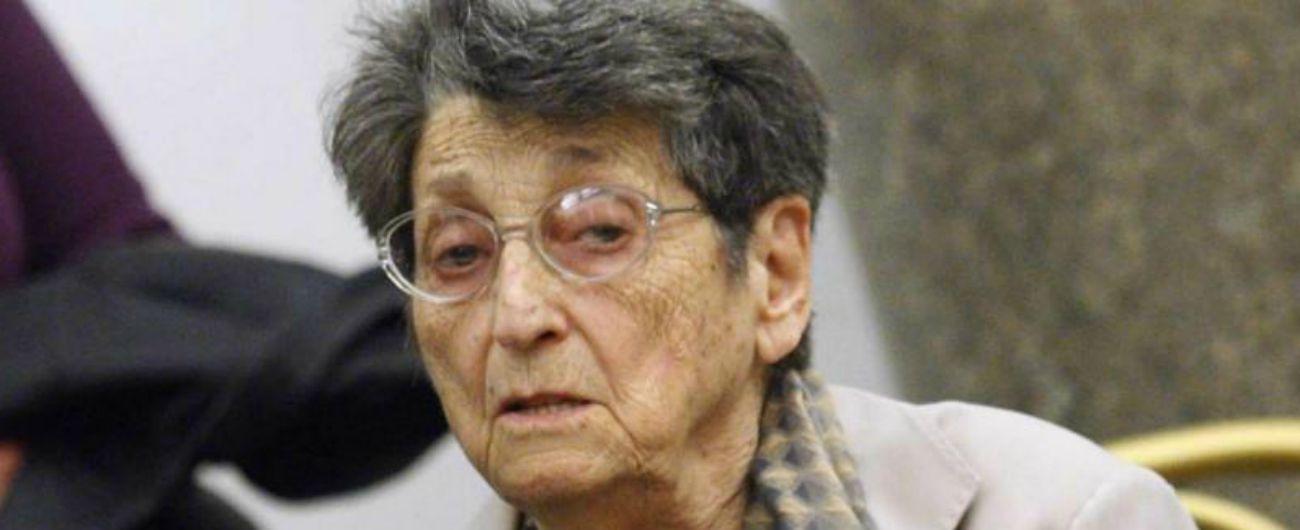 Simona Mafai, addio all'ex senatrice storica dirigente del Partito comunista
