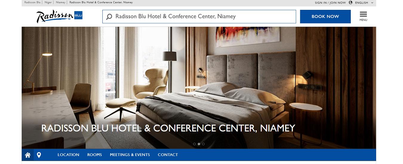 Il Grand Hotel Niger è pronto e aperto a tutti quelli che hanno soldi (militari compresi)