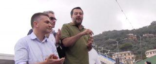 """Migranti, Salvini: """"Sea Watch al largo di Lampedusa? Per me può stare nel Mediterraneo fino a Capodanno"""""""