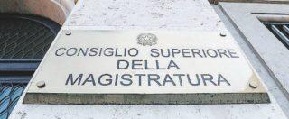 Csm, plenum straordinario presieduto da Mattarella. Oggi Cartoni sostituito in commissione disciplinare
