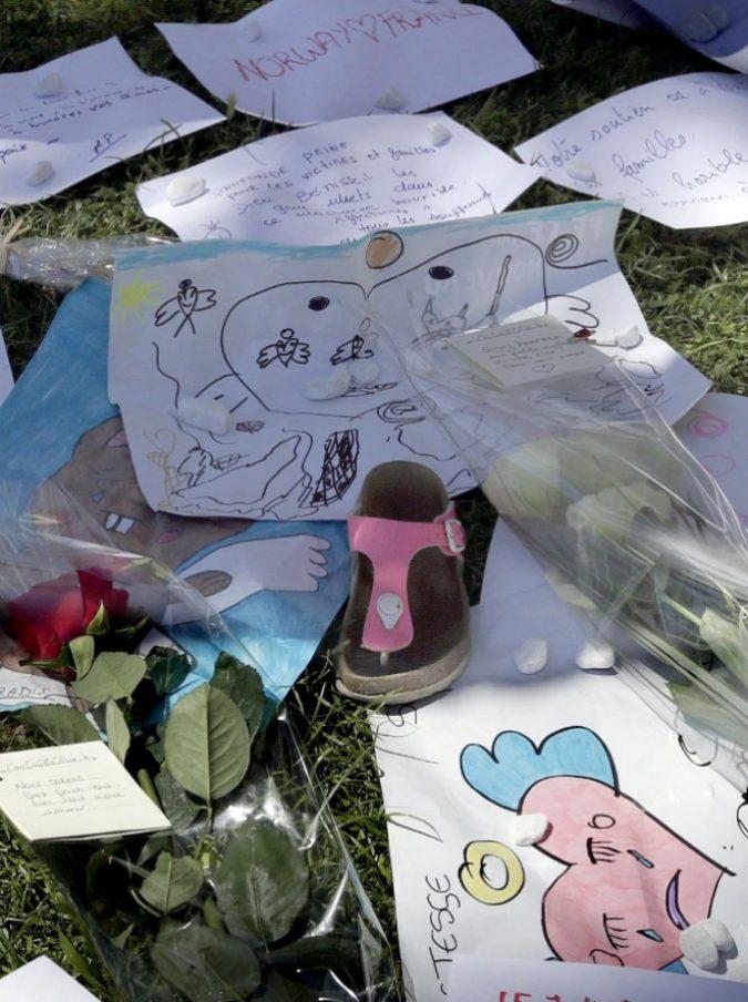 """Perse la ex moglie e il figlio di 4 anni nell'attentato di Nizza: """"E' morto di dolore"""""""