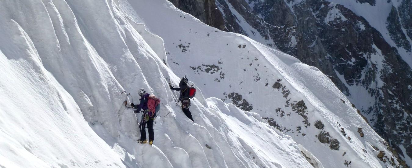 Pakistan, sono stati portati in salvo i quattro alpinisti italiani travolti da una valanga lunedì