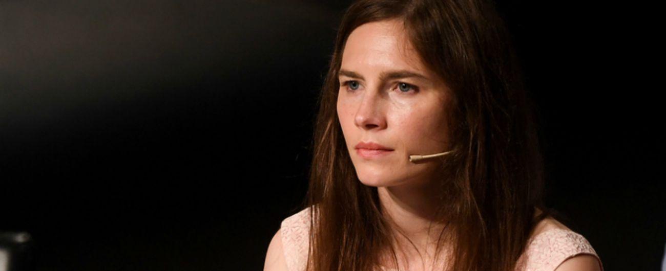 Amanda Knox, l'Italia chiede rinvio alla Grande Camera per riesame del caso