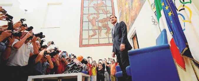 L'addio dell'ottavo re. Francesco Totti lascia la Roma