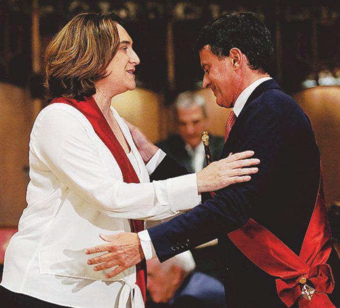 Spagna: Barcellona, Madrid e il Valls delle alleanze