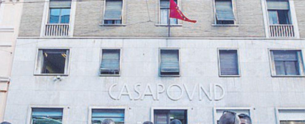 """""""CasaPound, l'occupazione ha causato un danno allo Stato di 4 milioni e 600 mila euro"""""""