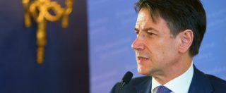 "Governo, Conte: ""All'Italia serve una manovra 'contiana', no"