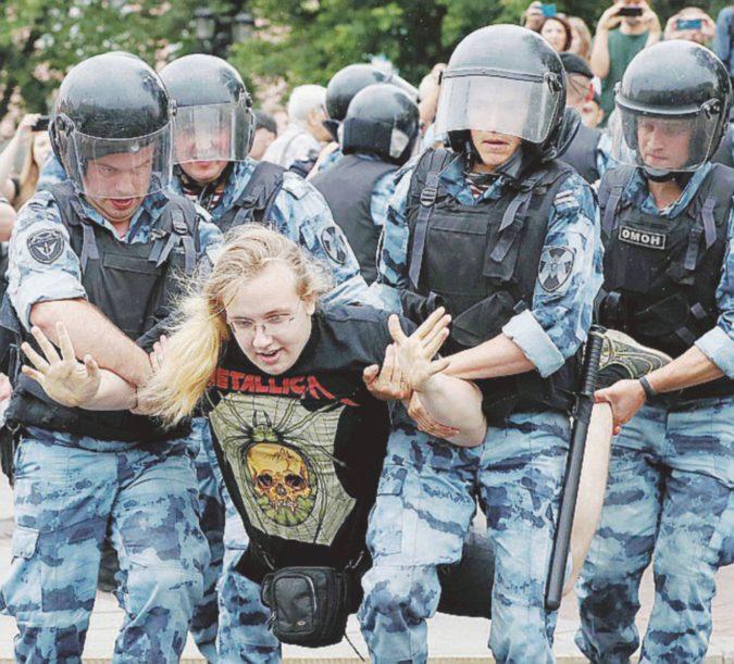 """Effetto Golunov su tutti gli arresti """"per droga"""""""