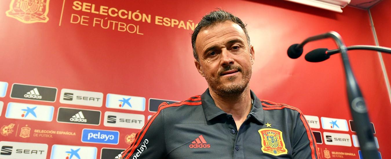 """Spagna, Luis Enrique lascia la panchina della Nazionale: """"Motivi personali"""""""