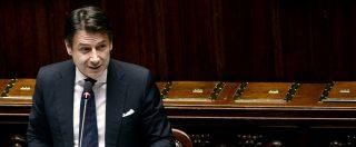 """Conti pubblici, un'ora di vertice a Palazzo Chigi. Conte : """"Procedura infrazione? Ue non assuma decisioni divisive"""""""