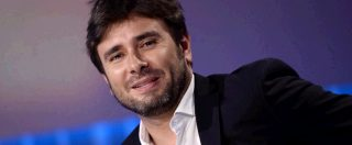 """Alessandro Di Battista: """"Se cade governo deroga a regola dei 2 mandati. E io mi candido al 100%"""""""