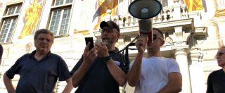 """Nave delle armi a Genova, dopo le proteste l'azienda rinuncia all'imbarco. Portuali: """"Impegno continua"""""""