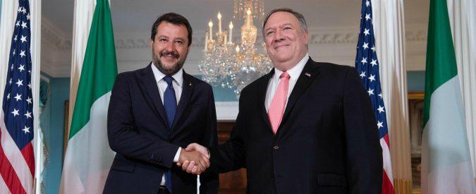 Salvini in Usa, quale compitino gli avrà assegnato stavolta Trump? Purtroppo è facile immaginarlo