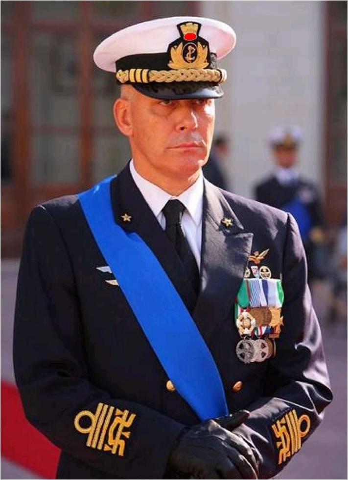 ad70ab80ea2 Marina Militare, nomina del governo in extremis: l'ex capo degli incursori  Cavo Dragone nuovo capo di Stato maggiore