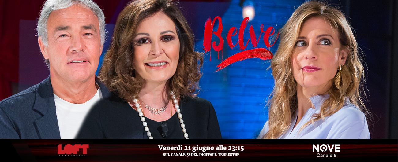 Belve (Nove), Massimo Giletti e Daniela Santanchè ospiti di Francesca Fagnani venerdì 21 giugno alle 23.15