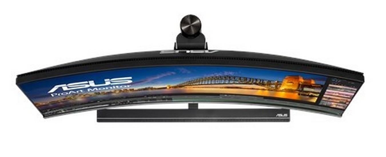 ProArt PA34VC è il nuovo monitor curvo di Asus dedicato ai professionisti della grafica