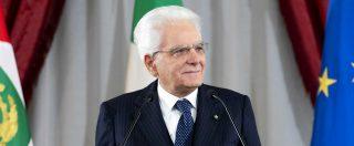 """Olimpiadi invernali 2026, Conte: """"È il sogno di tutto il Paese"""". Mattarella: """"Italia sarà la casa di tutti gli atleti"""""""