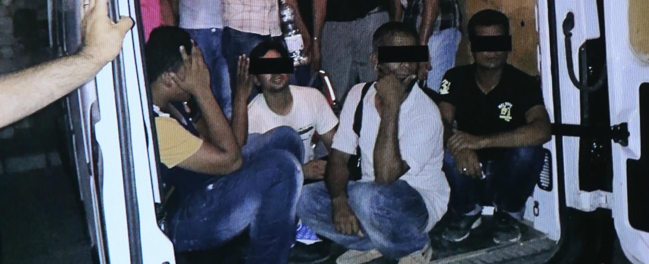 """Migranti, Usa declassano l'Italia: """"Meno arresti e indagini, Roma fa poco contro traffico di esseri umani"""""""