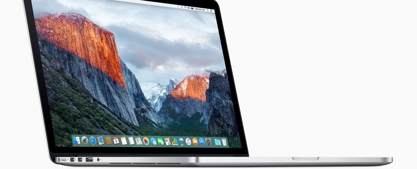Alcuni notebook MacBook Pro 15 installano una batteria difettosa, ecco come avere la sostituzione gratuita