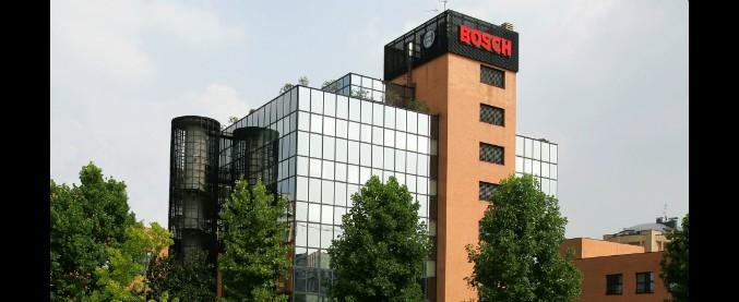Bosch Italia, nel 2018 il volume d'affari ha toccato i 2,5 miliardi di euro