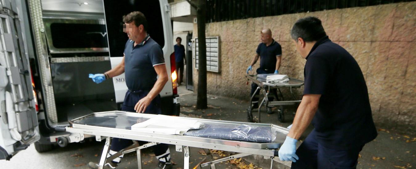 """Roma, coniugi settantenni trovati morti in casa. Ipotesi omicidio-suicidio: """"Non riuscivano più a pagare l'affitto"""""""