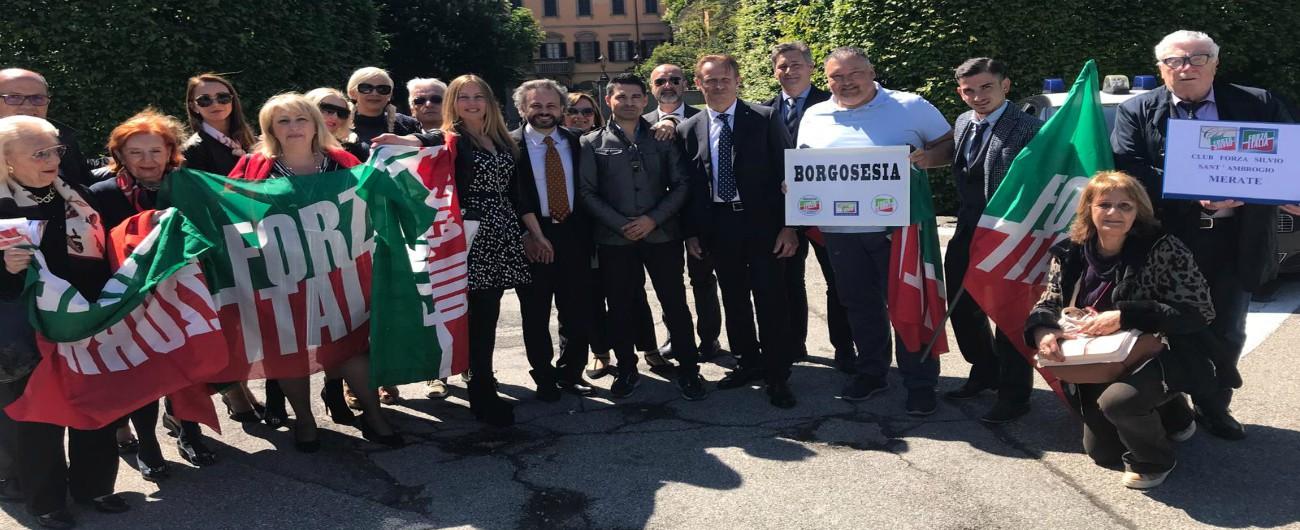 """Forza Italia, i dissidenti del Piemonte: """"Toti-Carfagna? Speriamo non sia presa in giro. Basta persone calate dall'alto"""""""