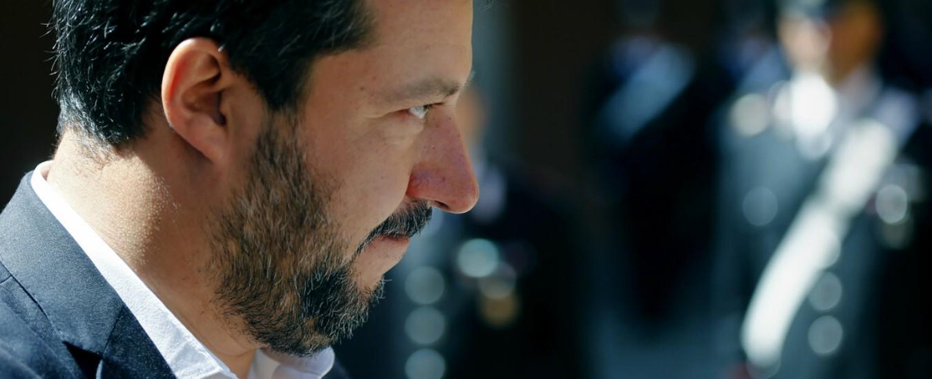 Sea Watch, Salvini: 'Ue si faccia viva o non identifichiamo i migranti. Rotta balcanica, potremmo costruire una barriera fisica'