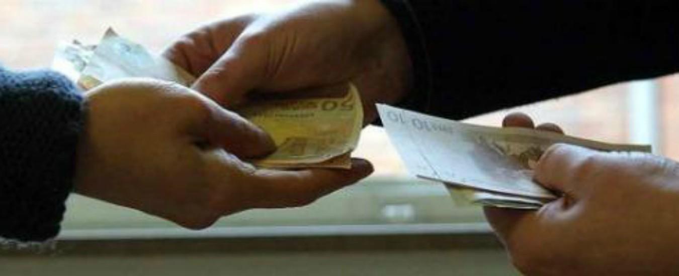 """Usura, """"dopo la crisi aumentate del 53% le famiglie a rischio: due milioni hanno i conti in rosso"""""""